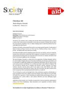 Candidate Pack - Christian Aid Head of Region - Page 2