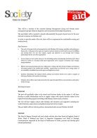 Candidate Pack - Christian Aid Head of Region - Page 6