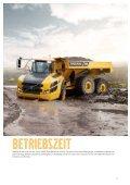 Volvo Dumper A45G - Datenblatt / Produktbeschreibung  - Page 3