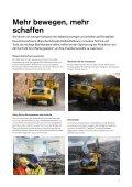 Volvo Dumper A60H - Datenblatt / Produktbeschreibung  - Seite 5