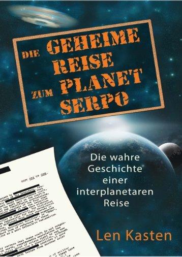 Kasten, Len - Die geheime Reise zum Planeten Serpo