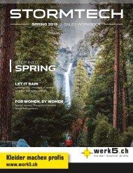 werk5 Stormtech 2019 Katalog