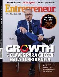 Entrepreneur Mexico — Agosto 2017