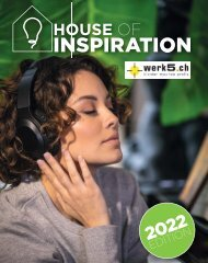 werk5 Werbegeschenke Gesamtkatalog 2019