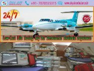 Need Quick Emergency Air Ambulance from Patna to Delhi, Mumbai Call Now