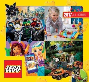 Lego-Katalog Juli-Dezember 2017