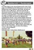 Ausgabe 01/ SCA-Spvgg Gammesfeld - Seite 5