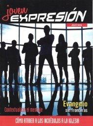 Expresión Joven Julio 2016 - Como Atraer a los Incrédulos a la Iglesia