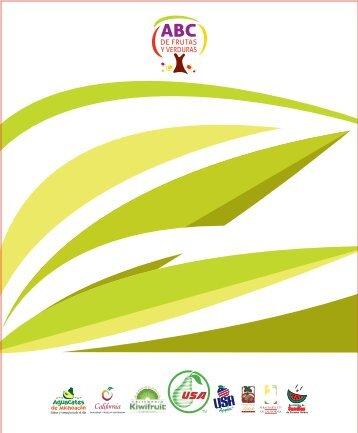 Manual Tecnico Frutas y Verduras