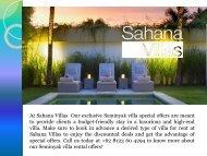 Luxury villa Seminyak
