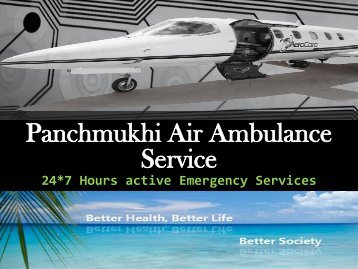 Low-Cost Air Ambulance from Ranchi to Mumbai with Medical Team