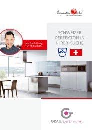 Folder Schweizer Perfektion in Ihrer Küche