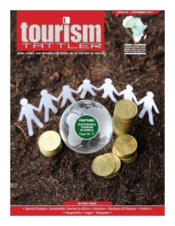 Tourism Tattler September 2017