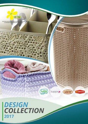 Design Catalog for 2017