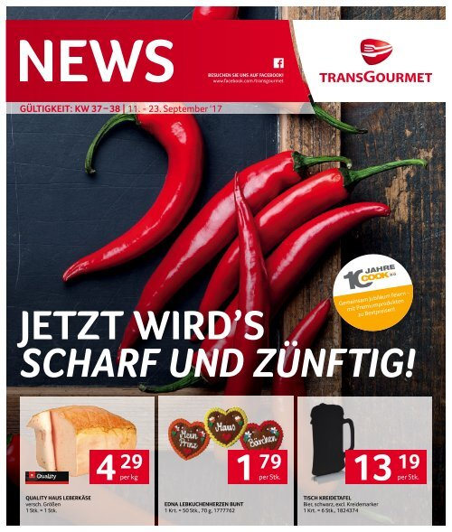 News KW 37 – 38 | 11. - 23. September '17 - tg_news_kw_37_38_issu.pdf