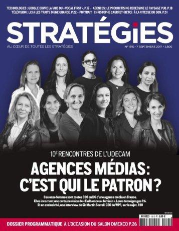 Stratégies 2017