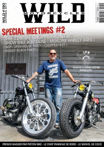 Wild Motorcycles - Septembre 17