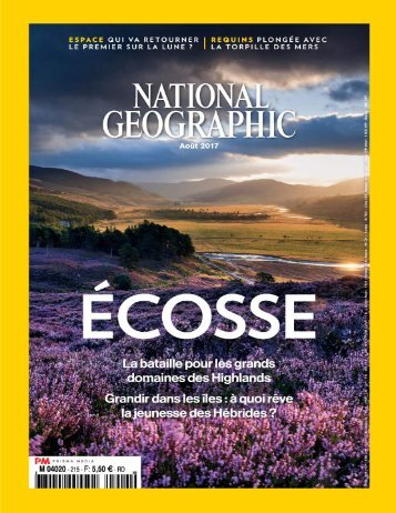 National Geographic 08/17