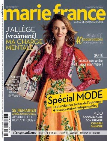 Marie France Novembre