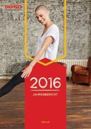 DKMS Jahresbericht 2016