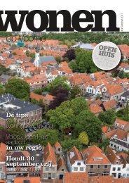 Wonen op Voorne, uitgave oktober 2017