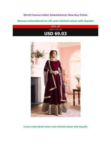 World_Famous_Indian_Salwar_Kameez_Now_Buy_Online