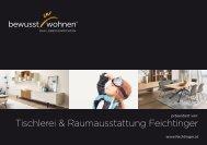 BW Journal 2017 Tischlerei & Raumausstattung Feichtinger