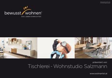 BW Journal 2017 Tischlerei-Wohnstudio Salzmann