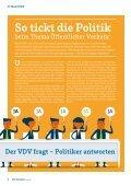 VDV Das Magazin Ausgabe September 2017 - Page 6