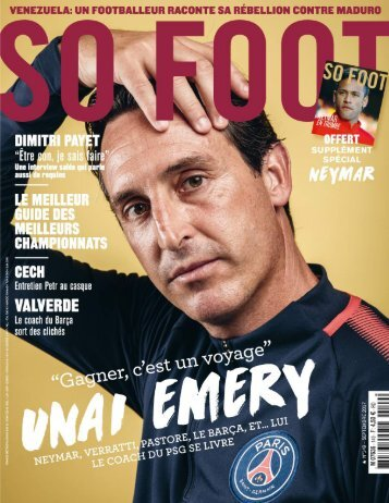 So Foot Septembre 17