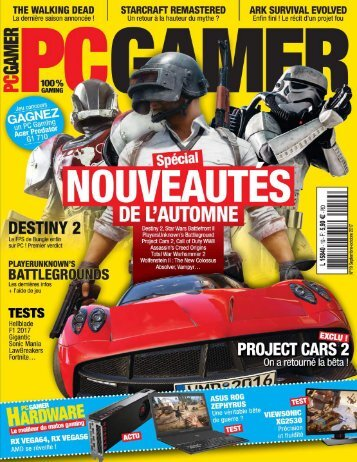 PC Gamer 09/17