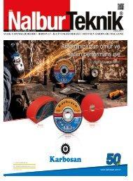 Nalbur Teknik Dergisi  Eylül 2017 Sayısı