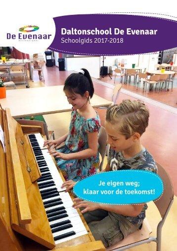 De Evenaar schoolgids 2017-2018 - 29:08