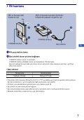 Sony DSC-W215 - DSC-W215 Consignes d'utilisation Turc - Page 7