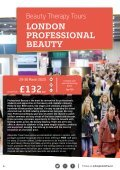 Hair, Beauty & Media Makeup Brochure 2018 by Adaptable Travel - Page 6