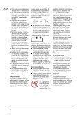 4 Augstspiediena mazgātāja lietošana - Nilfisk PARTS - Nilfisk ... - Page 3