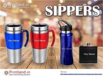 Logo Printed Sippers – Buy Personalized or Customized Sippers Bottles Online in India – Printland.in