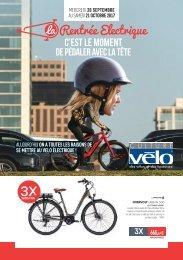 Rentrée Electrique Culture Vélo 2017