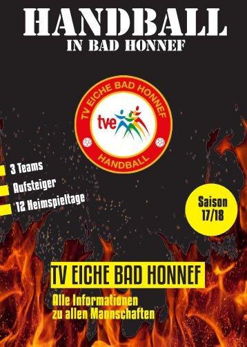 TV Eiche Handball Saisonmagazin