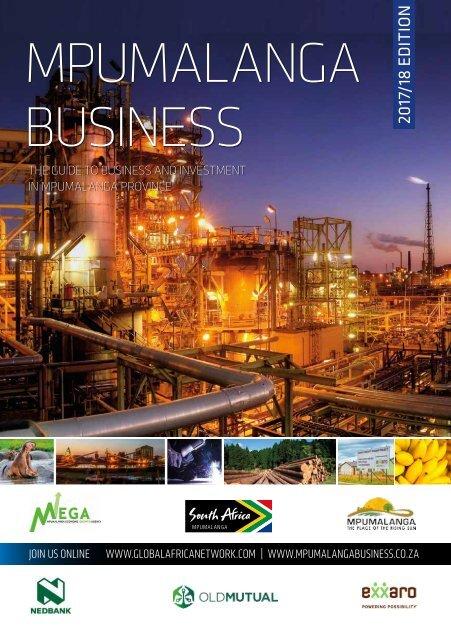 Mpumalanga Business 2017-18 edition