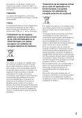 Sony DSC-W215 - DSC-W215 Consignes d'utilisation Portugais - Page 3