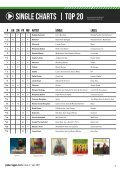 Global Reggae Charts - Issue #5 / September 2017 - Page 4