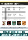 Global Reggae Charts - Issue #5 / September 2017 - Page 5