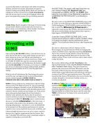 Psychology Department Newsletter USA Winter 2016 - Page 7
