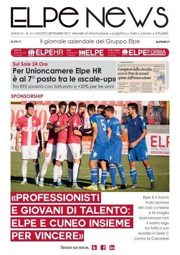 ELPE NEWS • AGOSTO-SETTEMBRE 2017