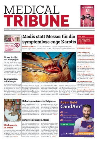 Medical Tribune 37/2017