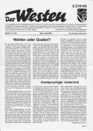 03-04 - Die Gesellschaft - Elsaß und Lothringen