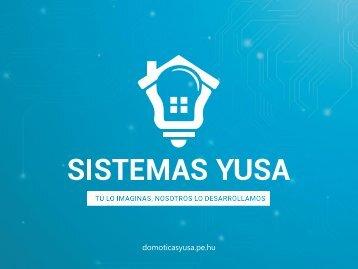 SAE YusaPos Presentacion Ejecutiva