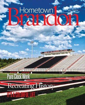 Hometown Brandon - Fall 2017