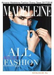 Каталог madeleine fashion Осень-Зима 2017/2018.Заказывай на www.katalog-de.ru или по тел. +74955404248.